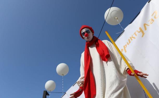 Фестиваль «Театральный дворик» в Туле: афиша на 27 сентября