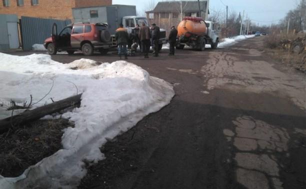 Коммунальная авария в Донском устранена