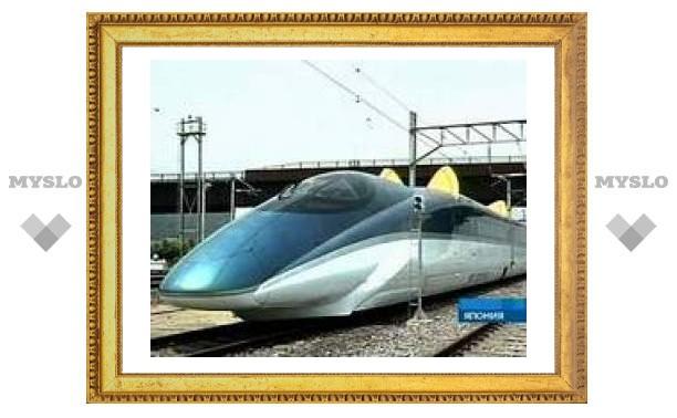В Японии скоростные поезда получат соединение с интернетом