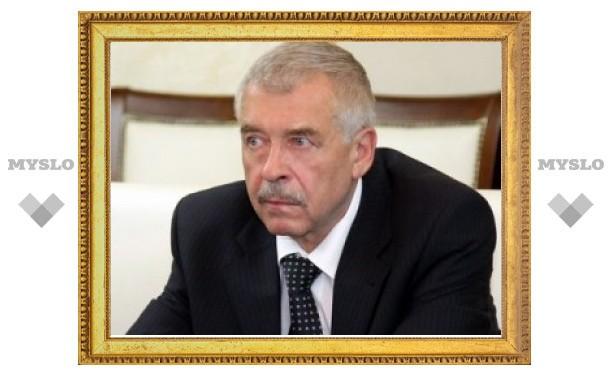Председателем правительства Тульской области стал Юрий Андрианов