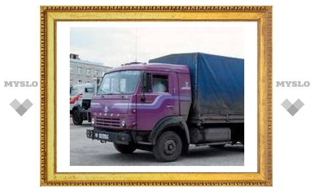 Хочешь ездить на грузовике? Плати!
