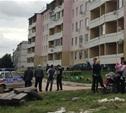 После ДТП в Веневе есть угроза обрушения балконов многоквартирного дома