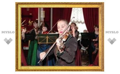 """""""Вивальди-оркестр"""" покажет тулякам хорошую музыку"""