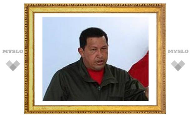 Большинство штатов Венесуэлы возглавили сторонники Уго Чавеса