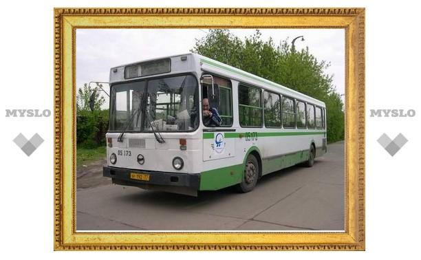 В Тульской области вводят новые автобусные маршруты