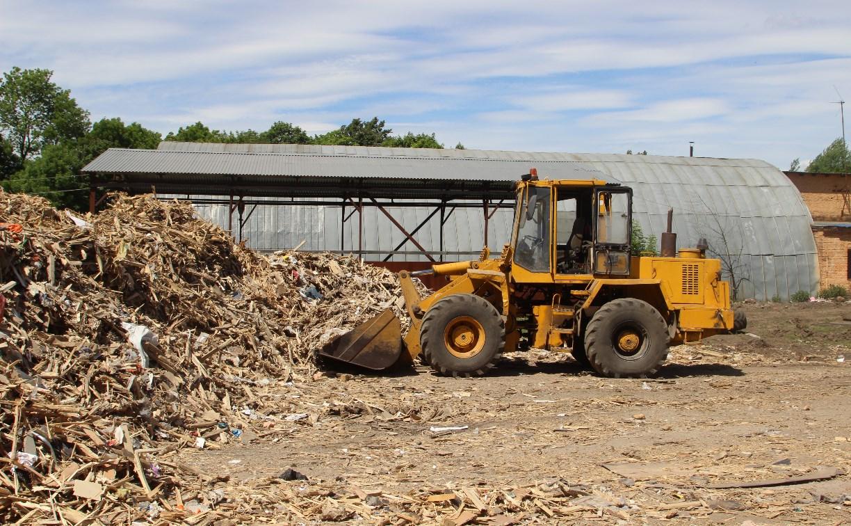 В Тульской области незаконно сжигали московский мусор