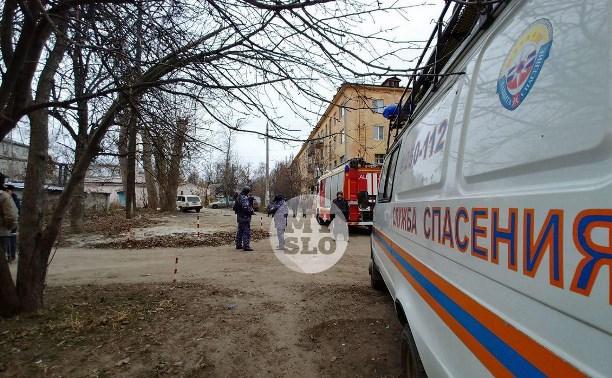 Пострадавший от взрыва на ул. Болдина мужчина отпущен из больницы