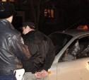 В Туле мужчина угнал такси во время поездки