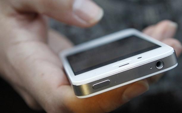 Житель Белгородской области обокрал несколько салонов сотовой связи в Туле