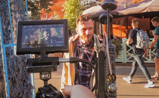 Тула снова в кино: В «Искре» проходят съемки фильма «Insta муви»