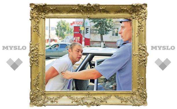 «Аптечный грабитель» потерял нож по пути на дело