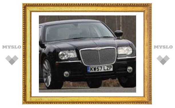 Chrysler приготовил для Европы дизельный автомобиль 300С SRT
