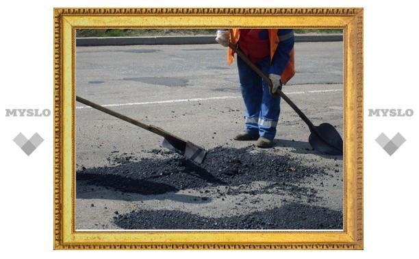 С 15 мая начался ремонт 23 дорог в Тульской области