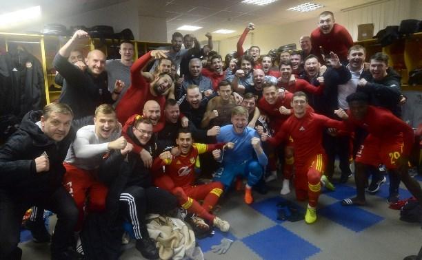 «Арсенал» разгромил «Локомотив» в Туле – 4:0