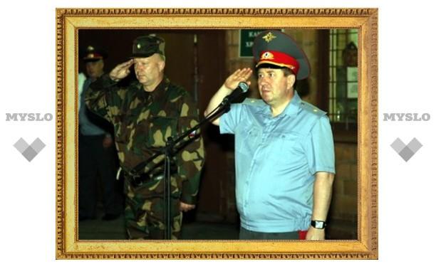 Туляки в Дагестане будут охранять электростанцию