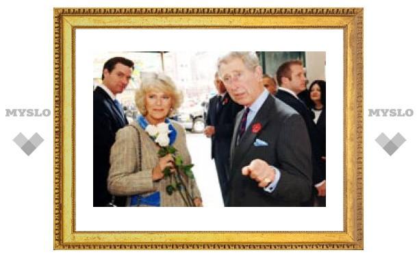 Жене принца Чарльза удалили матку