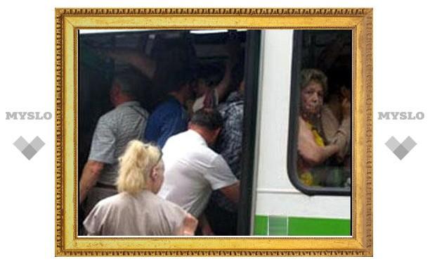 Тульские транспортники издеваются над туляками?
