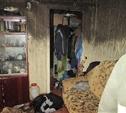 Следователи выясняют обстоятельства гибели людей на пожаре в Арсеньево