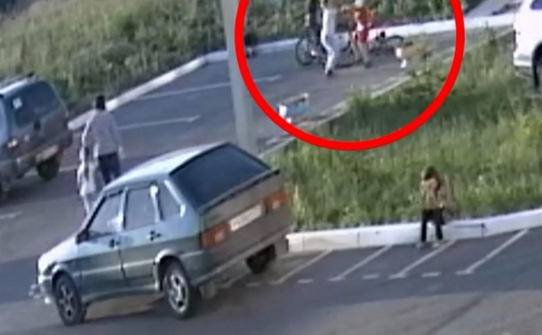 Семья из поселка Ленинский обвиняет соседку в избиении их 8-летнего сына