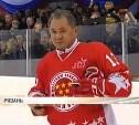 Шойгу и Дюмин сыграли в хоккей в новом ледовом дворце ВДВ в Рязани