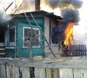 В сгоревшем доме в Щекино обнаружен труп