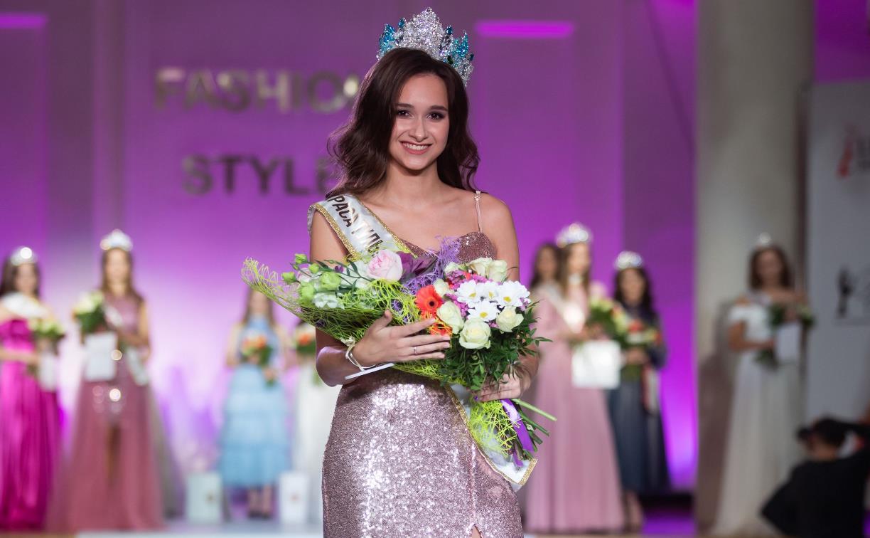 Титул «Краса Тулы - 2020» выиграла 19-летняя студентка