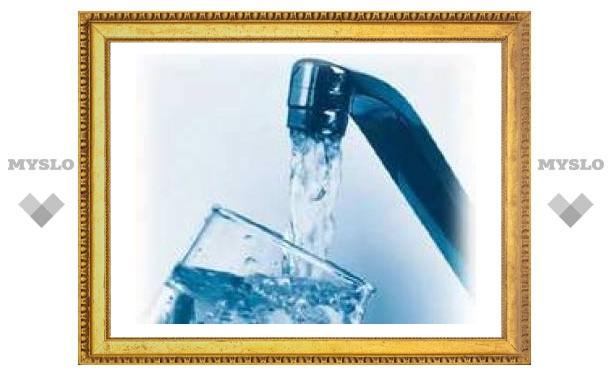 Сегодня в Туле отключений воды не будет