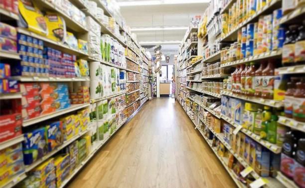 В Кимовске местный житель украл еду из супермаркета