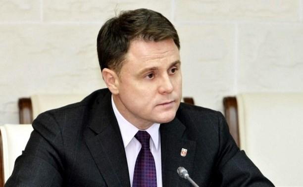Владимир Груздев поздравил с профессиональным праздником тульских энергетиков