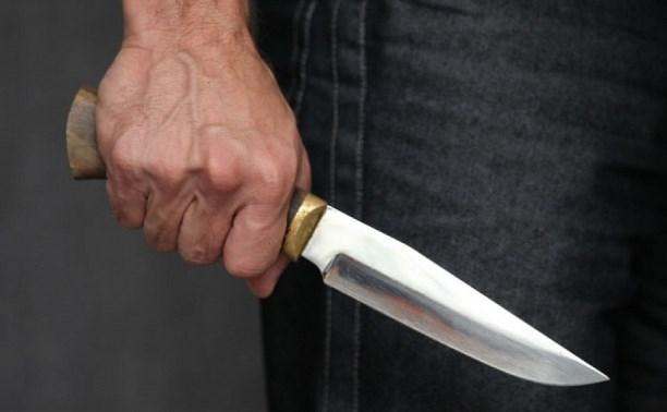 Житель Ясногорского района зарезал брата на глазах у матери
