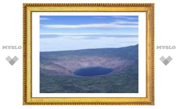 Итальянские ученые нашли кратер на месте падения тунгусского метеорита