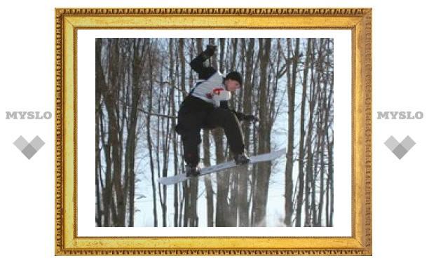 """В """"Долине Х"""" пройдет турнир по сноуборду"""