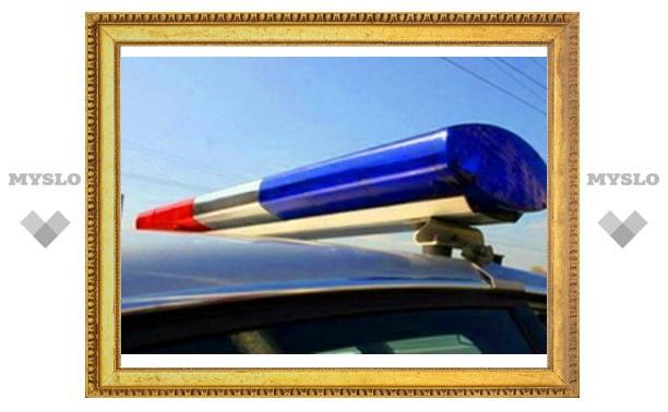 Тульские автоинсекторы включили мигалки