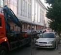 Депутаты предложили смягчить правила эвакуации автомобилей