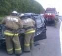 В ДТП с участием грузовика «Ман» на трассе «Дон» пострадал мужчина