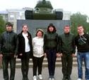 К 9 Мая тульские студенты привели в порядок два мемориала
