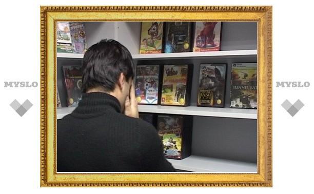 Тульский магазин «Play» оштрафован за контрафакт