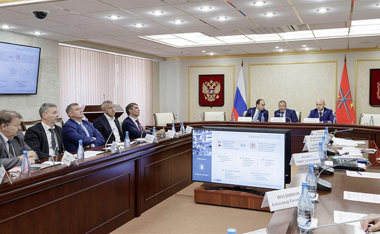 В Ефремове построят фармацевтический завод за 2 млрд рублей