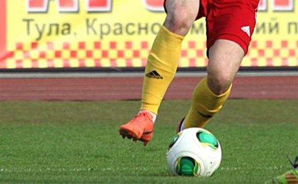 Тульский «Арсенал» проигрывает после первого тайма в Оренбурге