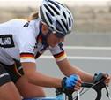 Тульская велогонщица стала вице-чемпионом страны