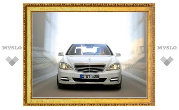 В России начались продажи самого доступного Merсedes-Benz S-Class