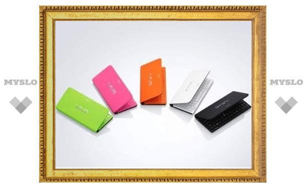 Sony обновила линейку ноутбуков VAIO P