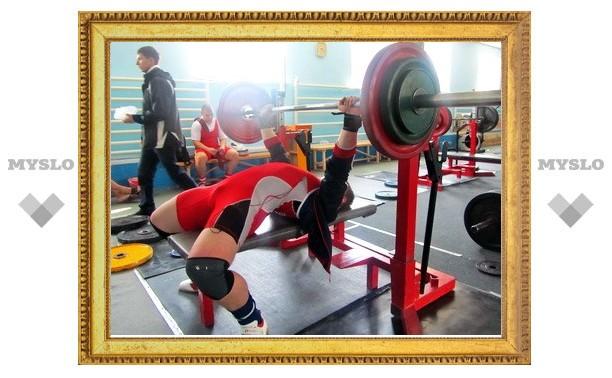 Тульская область выявила сильнейших атлетов