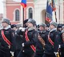 В Тульском кремле отметили 100-летие советской милиции