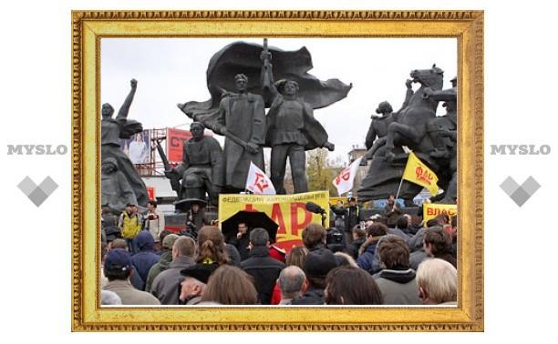 Автомобилисты потребуют отставки руководства ГИБДД Москвы