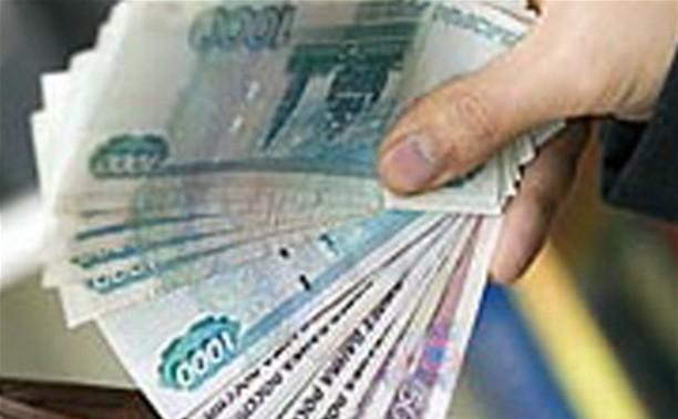 Зарплата тульских тренеров вырастет до 20 тысяч рублей