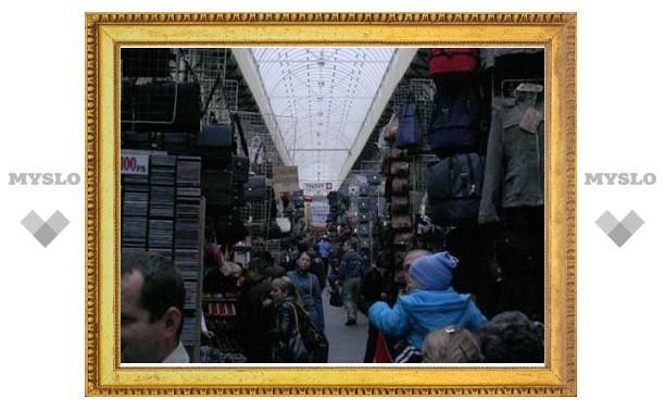 Торговцы рассказали об ограблении Черкизовского рынка
