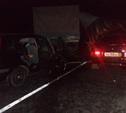 В страшном ДТП под Плавском погибли два человека