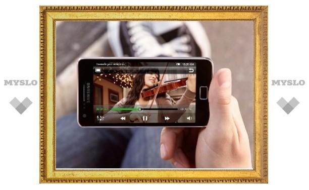 Samsung начала продажи смартфона Galaxy S II