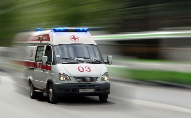 На Зеленстрое прямо на улице умер пожилой мужчина